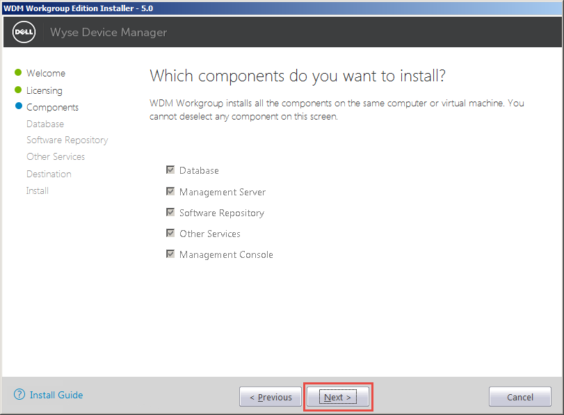 Wyse-Device-Manager-05-Deployment