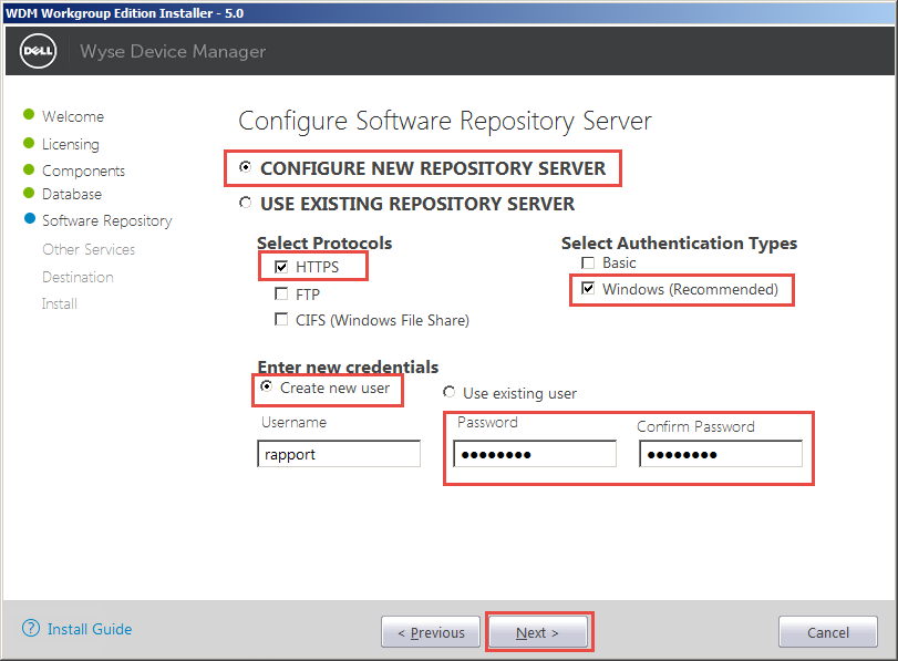 Wyse-Device-Manager-08-Repository