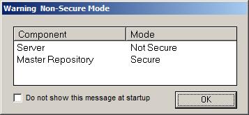 Wyse-Device-Manager-15-Warning