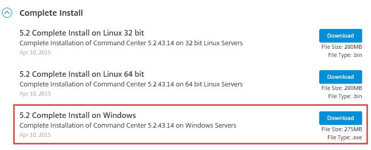 Citrix Command Center Download